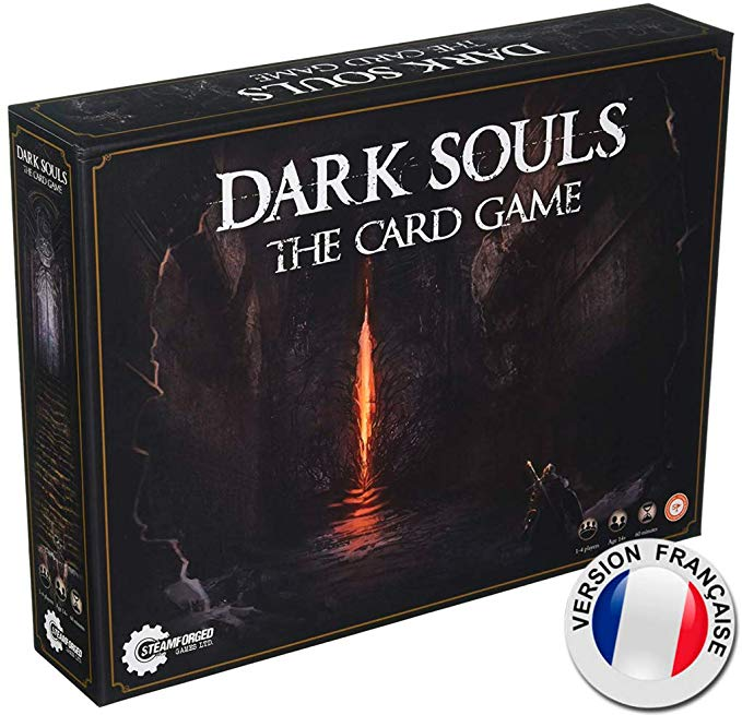 Dark Souls: le jeu de cartes