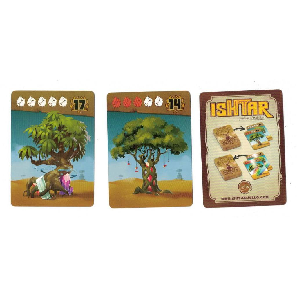 Ishtar - Goodies arbre