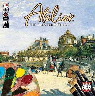 Atelier : The Painter's Studio
