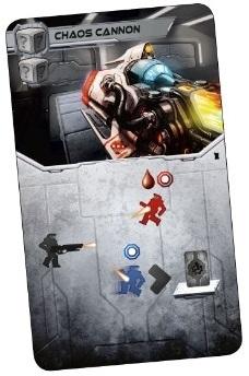 Adrenaline - Chaos cannon