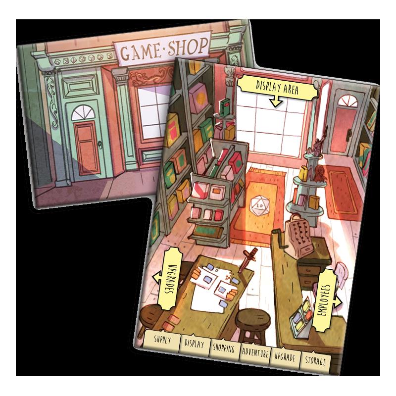 Bargain Quest - Game Store