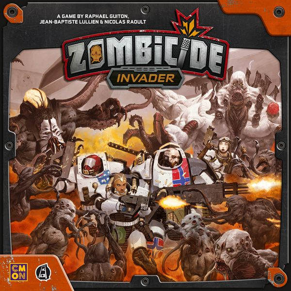 Zombicide Invader - Edition Kickstarter