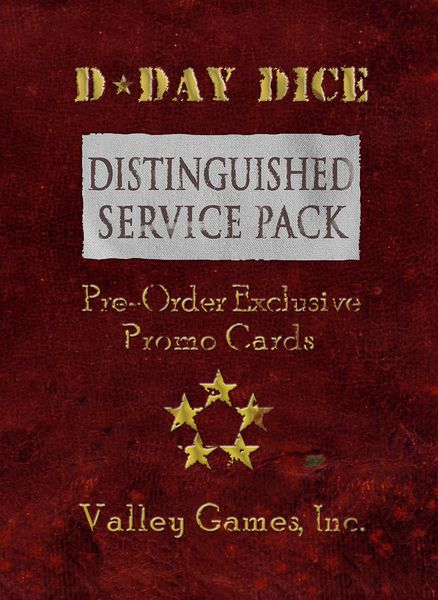 d-day dice - distinguished service