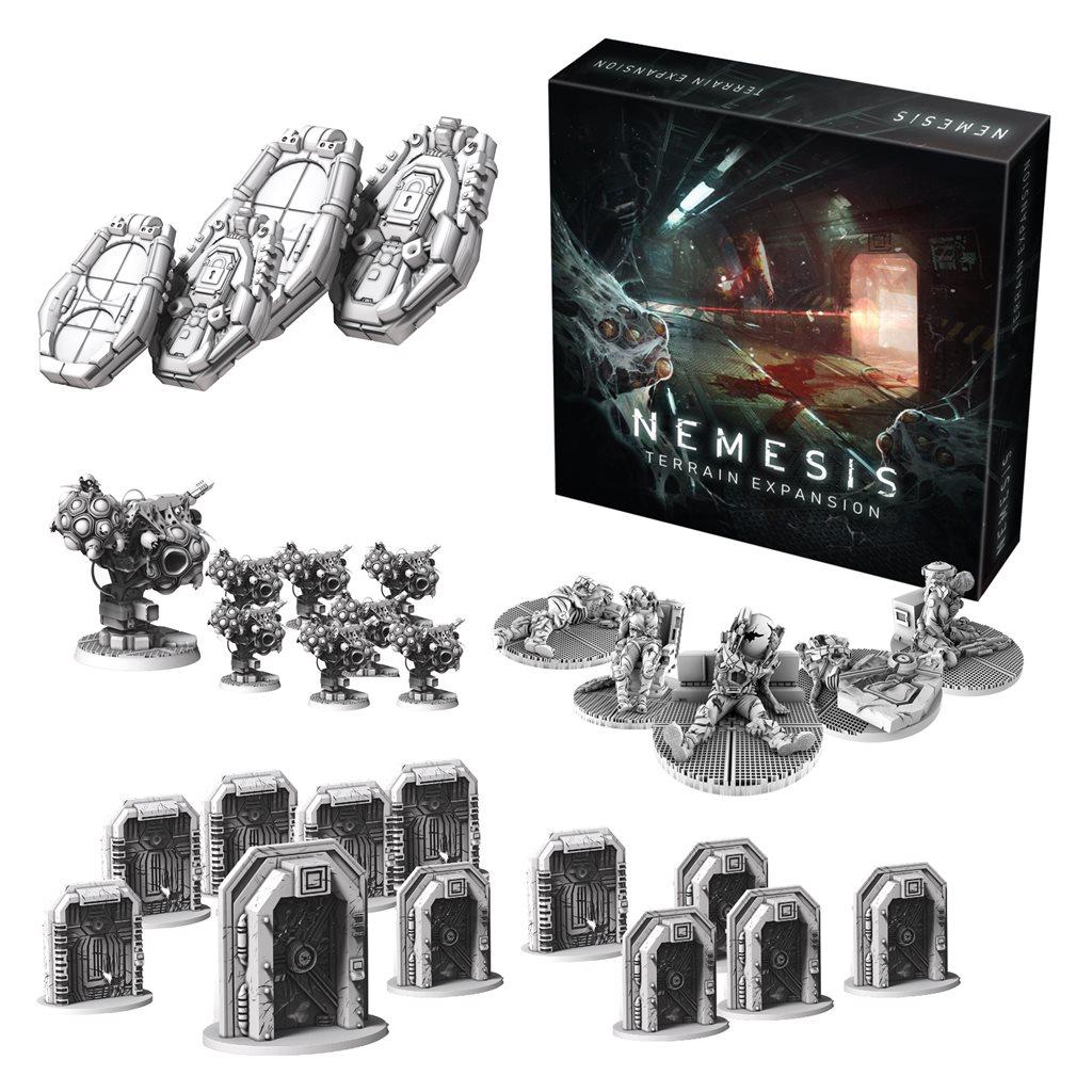 Nemesis : Terrain Expansion