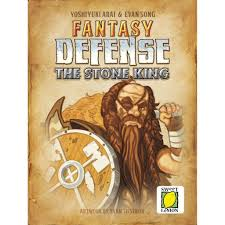Fantasy Defense - STONE KING