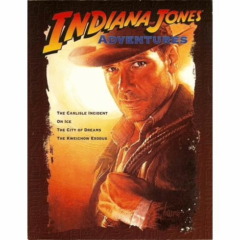 The World of Indiana Jones - Indiana Jones Adventures
