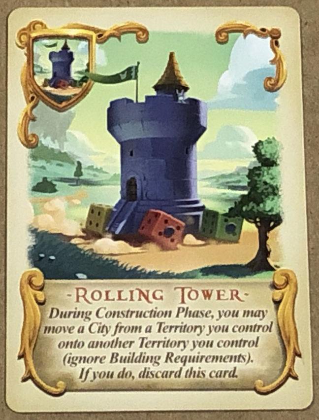 Bunny Kingdom - Rolling Tower