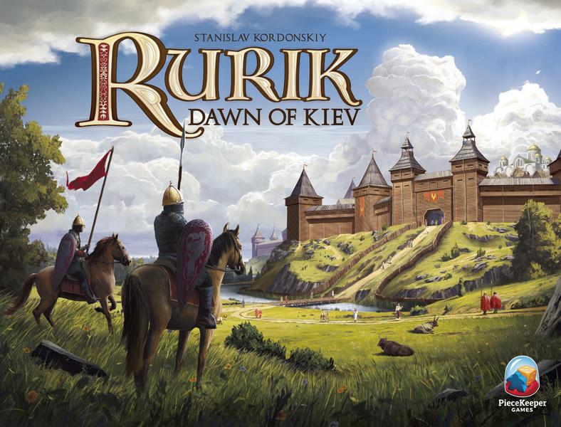 Rurik Dawn of Kiev