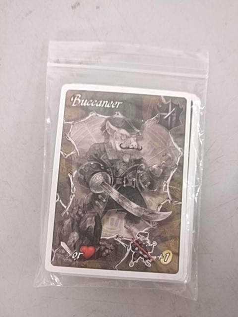 12 Realms - promo invader cards