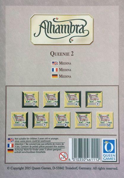Alhambra - Queenie 2 - Les médinas