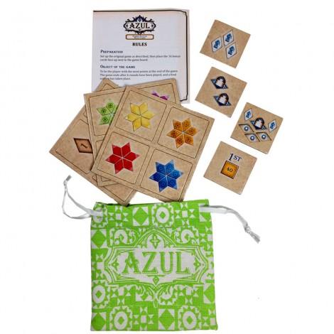 Azul - Pavillon d'été - Bonus Cards