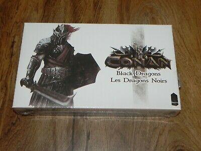Conan (Monolith) - Conan - Black Dragons