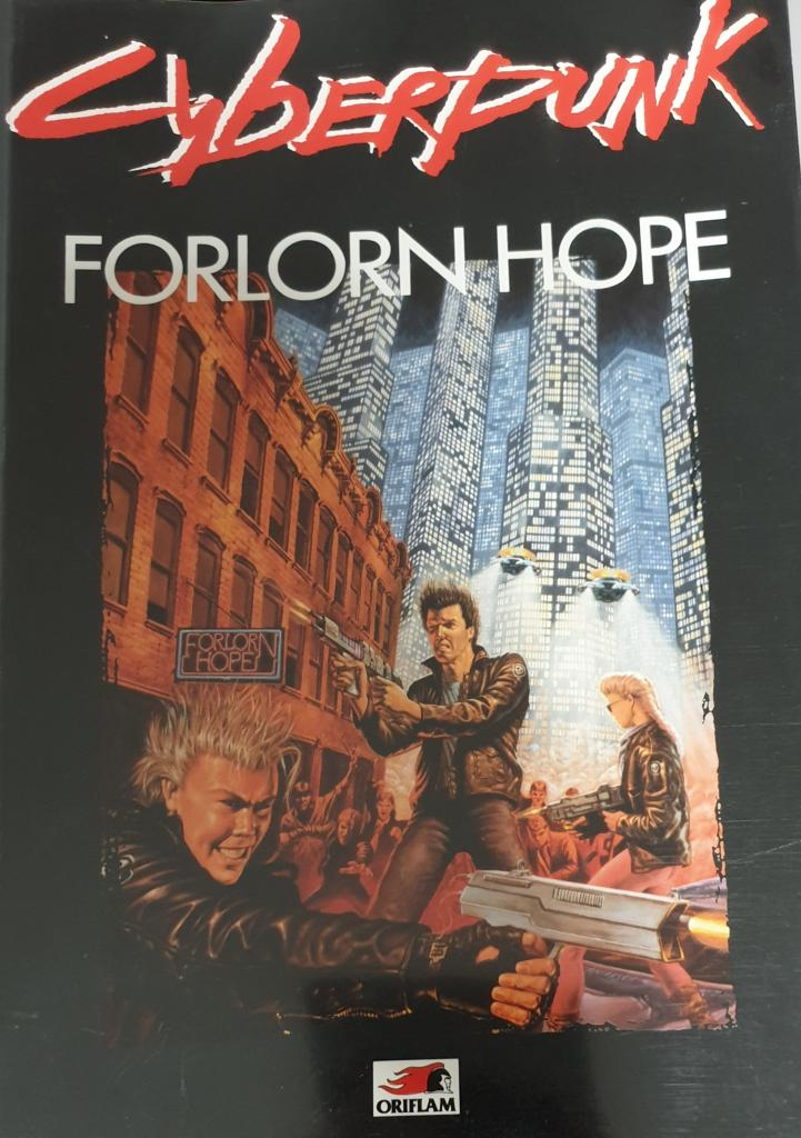 Cyberpunk 2020 - Forlorn Hope