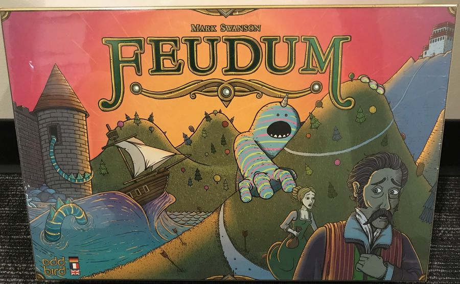 Feudum - Big Box
