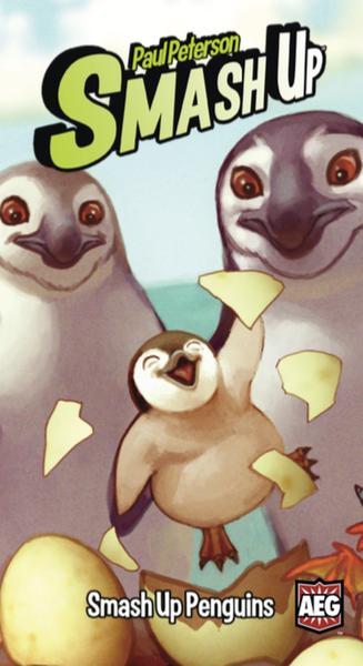 Smash up - Penguins