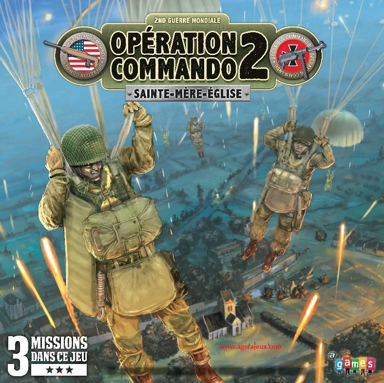 Opération Commando 2: Sainte Mère église