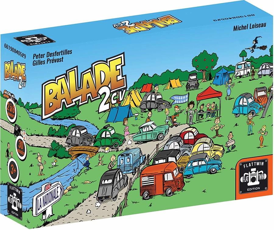 Balade 2 CV