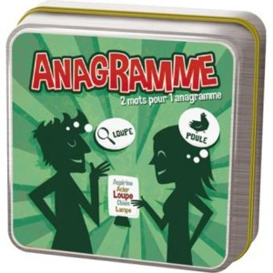 Anagramme édition 2013