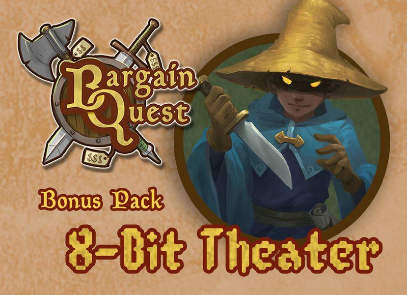 Bargain Quest - 8-bit theater bonus pack
