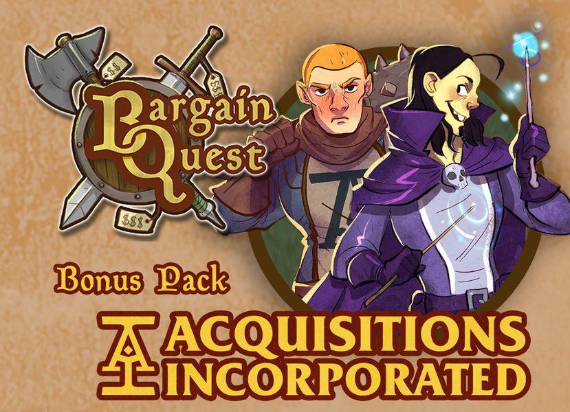 Bargain Quest - Acquisitions Incorporated Bonus pack