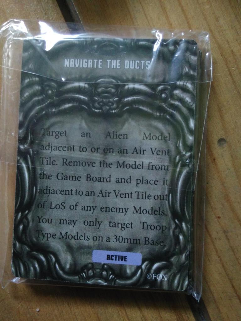 AVP The hunt begins 2nd edition - Avp cartes exclusives événement