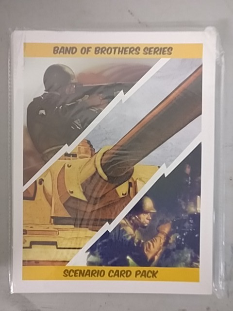 Band of Brothers Series - Scenario card pack