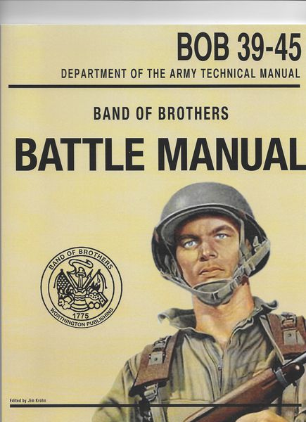 Band of Brothers - Battle manual