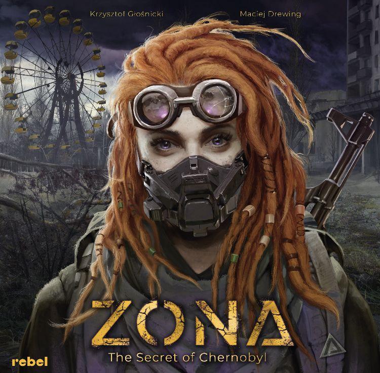 Zona : the secret of Chernobyl