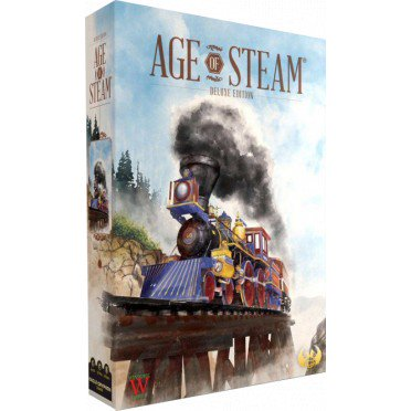 Age of steam - Deluxe édition