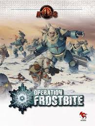 AT-43 - Opération Frostbite
