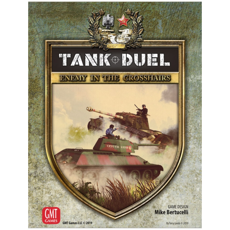 Tank Duel: enemy of the crosshairs