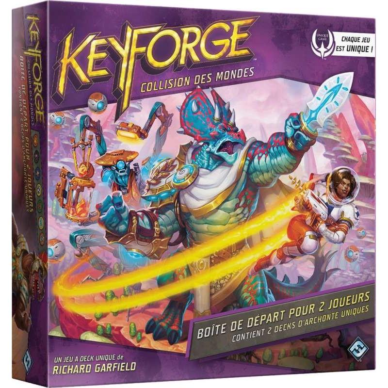 Keyforge - Collision des Mondes