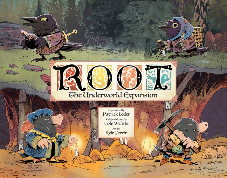 Root - the underword expansion