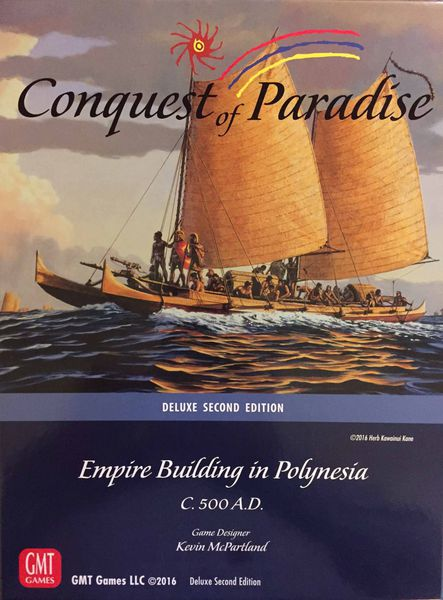 Conquest of Paradise - Deluxe Second Edition