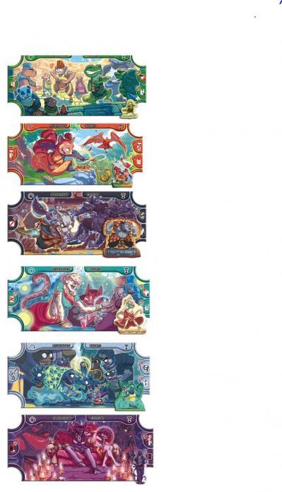 SAMSARA - Pack Renaissance - 6 personnages