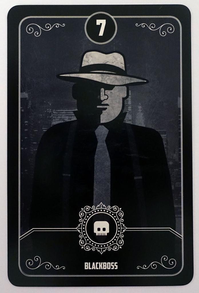 Contract - Carte Blackboss