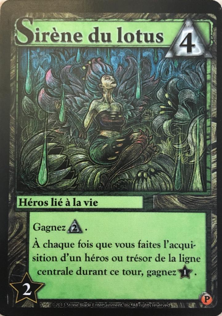 Ascension - Sirène du lotus