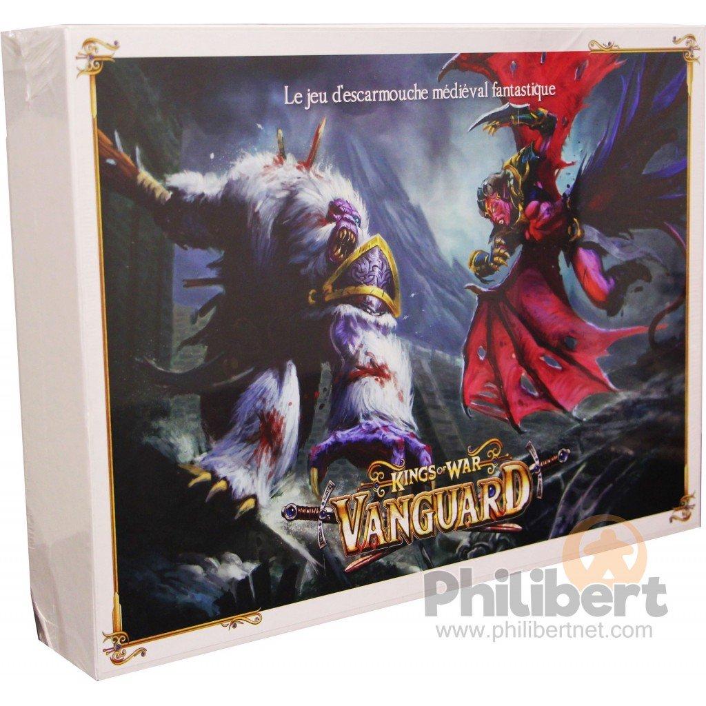 Kings of War : Vanguard - Starter Alliance Nordique vs Force des Abysses