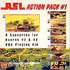 Advanced Squad Leader (asl) : Action Pack 1