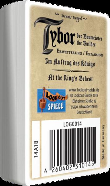 Tybor der Baumeister - At the King's Behest