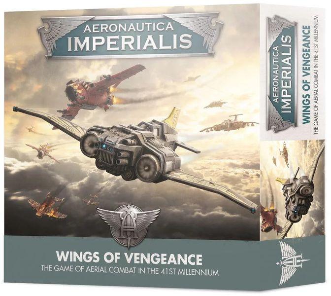 Aeronautica Imperialis : Wings of Vengeance