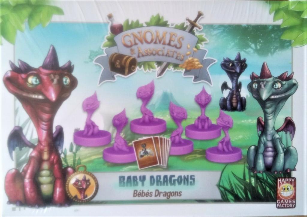 Gnomes et Associés - Bébés Dragons