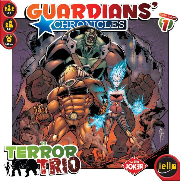 Guardians' Chronicles - The Terror Trio