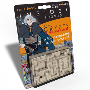 Inside 3 Legend: the crypts