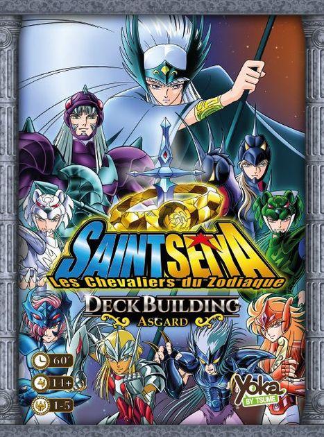 Saint Seiya : Deckbuilding - Asgard