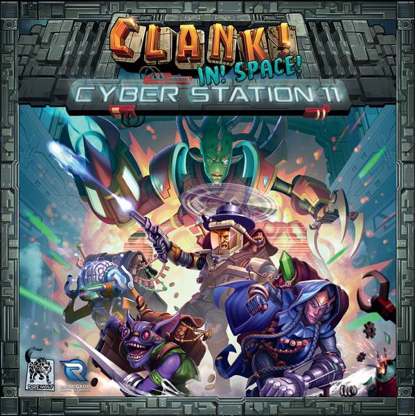 Clank ! Dans l'espace ! - Cyber Station 11