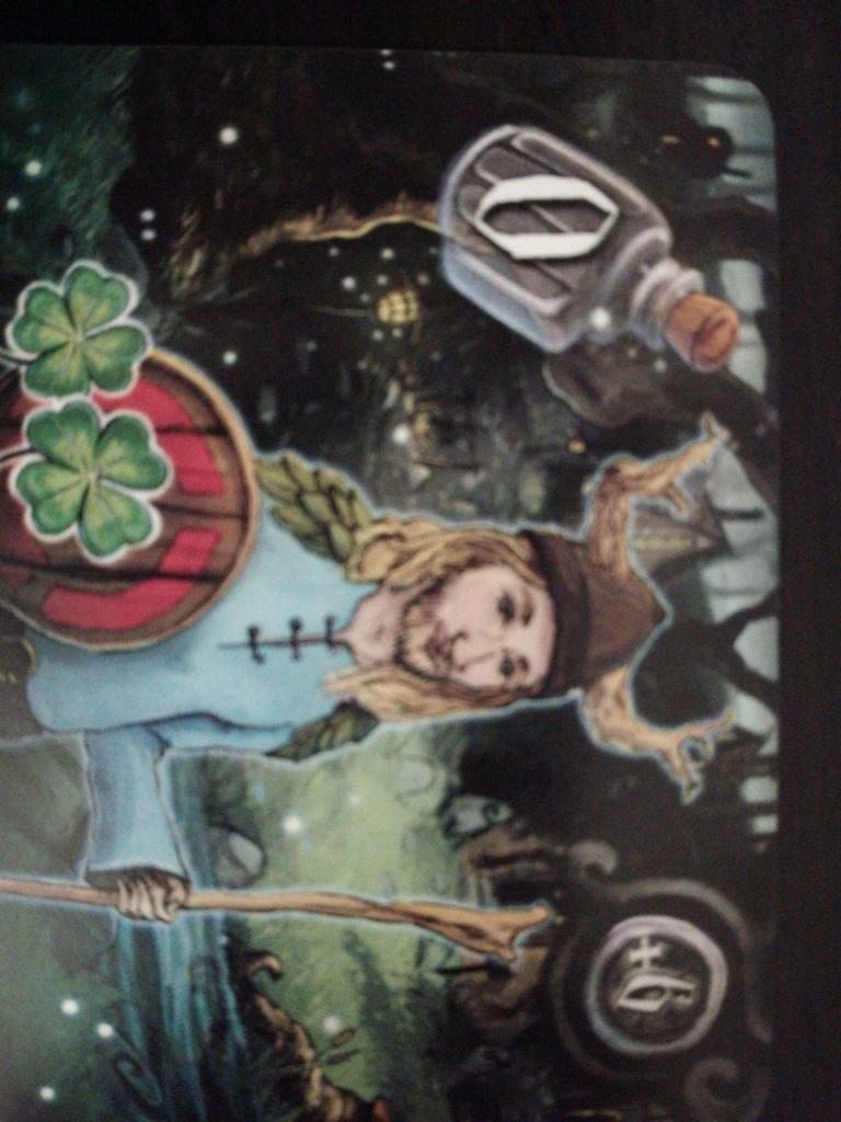 Blackwood - Carte viking
