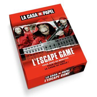 La Casa de Papel - L'escape game
