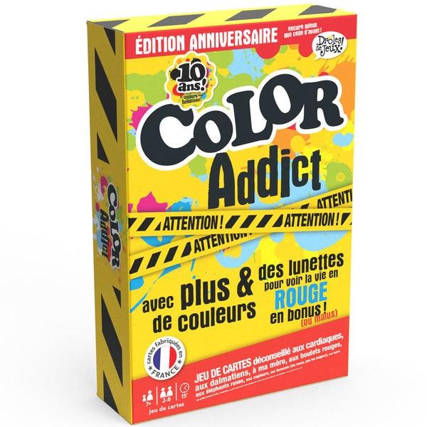 Color addict édition anniversaire