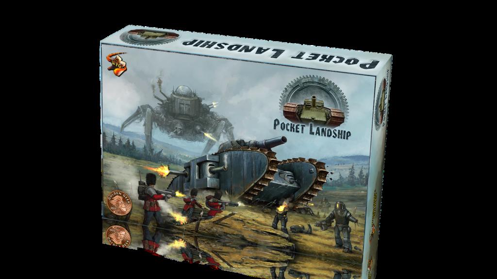Pocket Landship